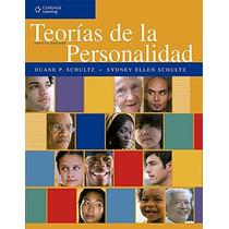 Teorias De La Personalidad - Sydney Schultz + Regalo