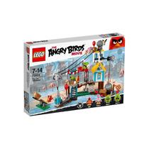 Lego Angry Birds 75824 Pig City Teardown Envío Gratis