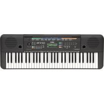 Teclado Yamaha Psr E253 - 5 Octavas - 385 Voces