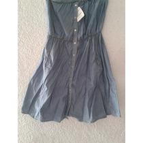 Vestido De Mezclilla Oysho De $549 A $319