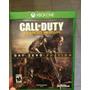 Call Of Duty Advance Xbox One Fisico