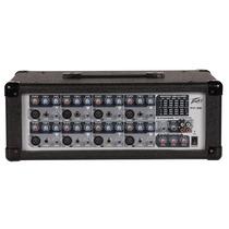 Peavey 00595560 Mezcladora | 150 Watt 8 Channel Mixer 50 Rms