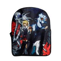 Death Note Mochila Backpack Shinigamis Kira Misa