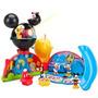 Disney Exclusiva Casa De Mickey Mouse Playset