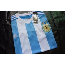 Argentina Jersey 2015 Copa America, Copa Oro, Playera Adidas