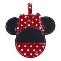 Disney Minnie Mouse Head Rojo Y Blanco Vestido De Etiqueta D