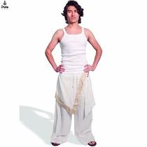 Pantalones Hindu Bombacho Pijamero Hippie Yoga Baggy Hombre