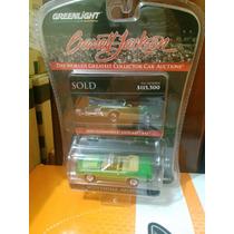 Greenlight Bamett Jackson Oldsmobile Cutlass 442 1970