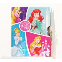 Disney Diario Princesas (nuevo Y Original) Importado
