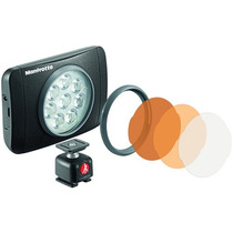 Lumimuse 8 On-camera Led Light (black) Manfrotto