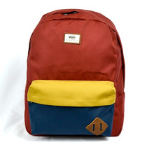 Vans Mochila Backpack 100% Original 5
