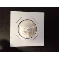 Moneda 1/4 Onza Plata Libertad .999 Satin