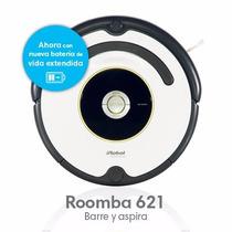 Robot Aspirador Irobot Roomba 621 (msi Y Envío Gratis)