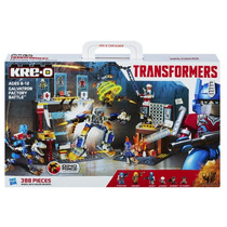 Transformers Kre-o De Hasbro Galvatron Factory Battle 388pzs