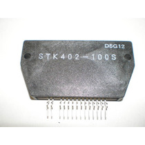 Circuito Integrado Stk402-100s Nuevo Entrega Inmediata!