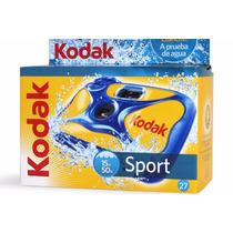 Camara Kodak Sport Sumergible 15 Metros Acuatica