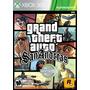 Grand Theft Auto San Andreas Para Xbox 360 Nuevo Sellado