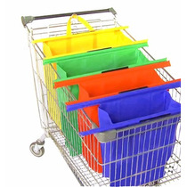 Smartbags Para Carrito De Supermercado Ecologico Reusable