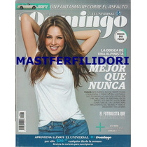 Thalia Revista Domingo De Noviembre 2013