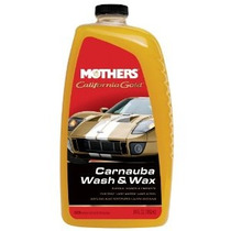 Madres 05674 Del Oro De California Carnauba Wash & Wax - 64