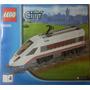 Vagón Lego City High-speed Passenger Train 60051