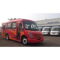 Autobus Boxer 40 C/clima Y Monitoreo Electrónico Bea 2013