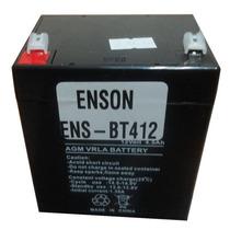 Bateria Recargable Marca Enson 12v/4.0ah, 1 Año Garantia