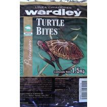 Alimento Tortuga Premium Turtle Bites Wardley Criador 1.5kg
