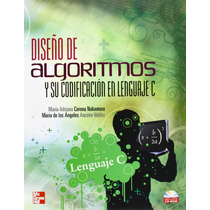 Diseño De Algoritmos Y Su Codificacion En - Corona + Regalo
