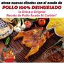 Libro De Asado De Carnes Y Pollos<br><strong class='ch-price reputation-tooltip-price'>$ 99<sup>00</sup></strong>