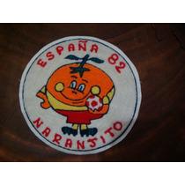 Parche De Fut-bol Vintage Del Mundial España 82