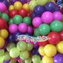 50 Pelotas Para Alberca / Piñata No Se Deforman Premiun