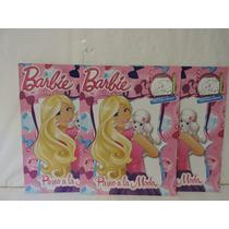 Barbie Fiestas 10 Libros Colorear 16 Paginas Recuerdos