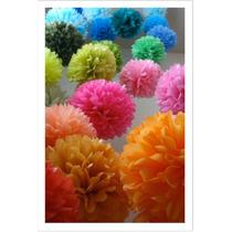 Pompones Decorativos Para Toda Ocasión