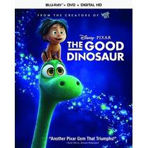 El Buen Dinosaurio (bd + Dvd + Digital) [blu-ray]