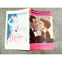 Novela Semanal Cinematografica Año 1942
