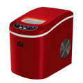 Maquina Para Hacer Hielo Gloo Ice102-red Compact Ice