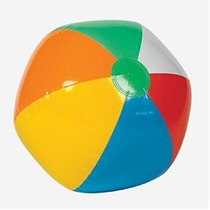 Inflable 12 Arco Iris De Colores Bolas De Playa (12 Pack) -