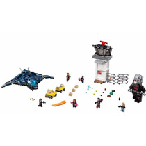 Lego - Super Heroes 76051-captain America Movie 2