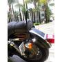 Respaldo Con Portaplacas Lateral Harley Davidson Sportster