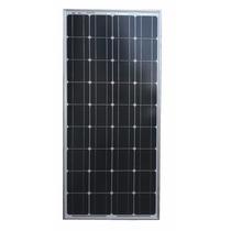 Panel Solar Monocristalino De 100w