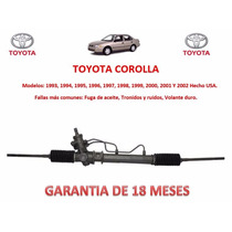 Caja Direccion Hidraulica Cremallera Toyota Corolla 2000