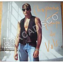 Pop Sudamericano, Chayanne, Tiempo De Vals, Lp 12