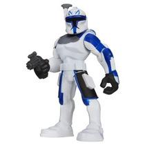 Juguetes Star Wars Jedi Fuerza Capitán Rex Blanco