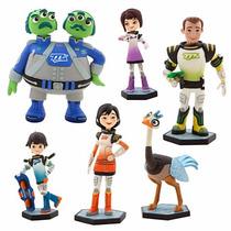 Miles De Tomorrowland Del Mañana Set 6 Figuras Disney