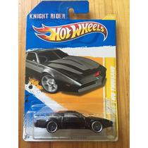 Kitt Auto Increíble Hot Wheels