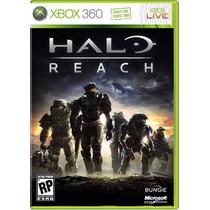 °° Halo Reach Para Xbox 360 °° En Bnkshop