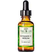 Mejor C Serum Vitamina - Orgánica - 11% De Ácido Hialurónico