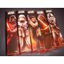 Star Wars 5 Muñecos Nuevos Darth Vader 14 Cms