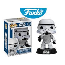 Stormtrooper Star Wars Funko Pop Pelicula George Lucas